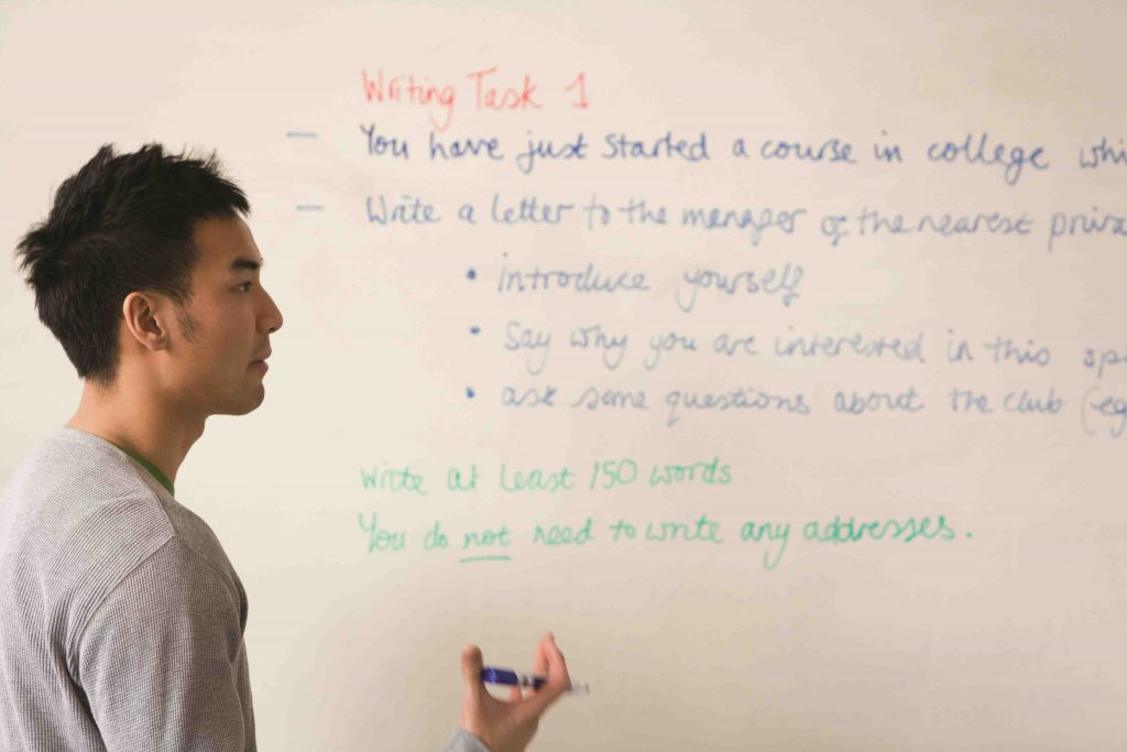 IELTS Writing: The most difficult paper?